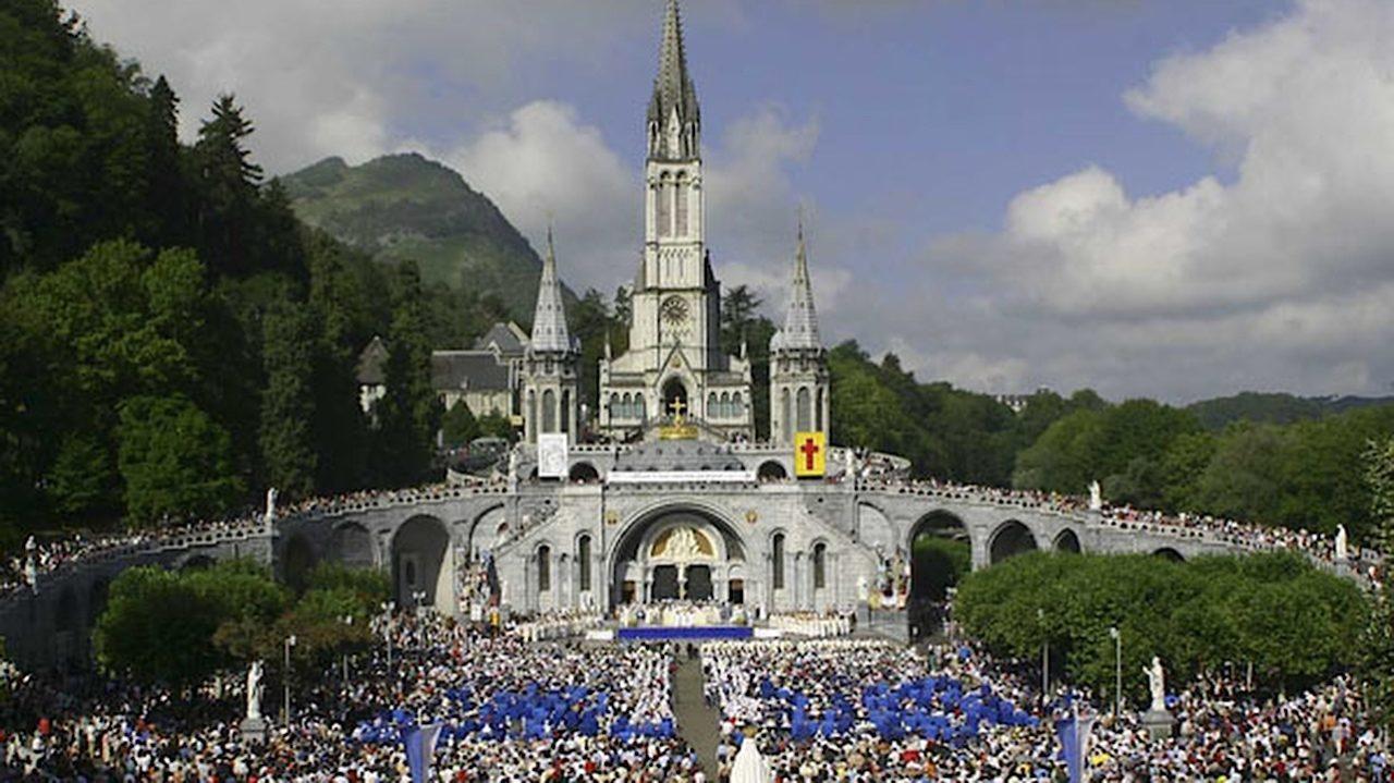 Bedevaart-Lourdes