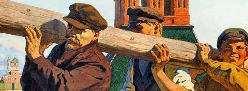Lenin-i-brevno